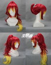 Ao no Blue Exorcist Shura Kirigakure Anime Cosplay Wig Costume +Free CAP