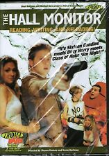 HALL MONITOR-Troma DVD-Region Free-BRAND NEW-Still Sealed-Horror