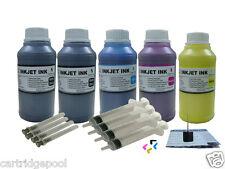XL refillable Refill Pigment ink kit  HP 940 XL cartridge  8000 8500A 5x250ml sy