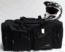 XL Moto x atv mx gear bag motocross off road paintball black