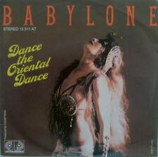 "7"" 1978 RARE IN MINT- ! BABYLONE ; Dance The Oriental"
