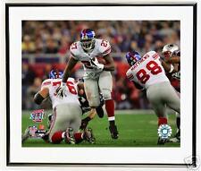 Brandon Jacobs Super Bowl XLII framed 10x12 Photo