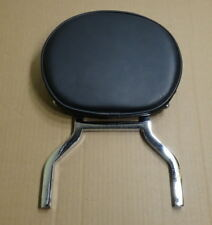 GENUINE YAMAHA V-STAR BACKREST UPRIGHT & PAD STR-5BN41-30-01 & STR-4YV41-5V-02