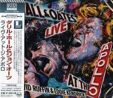 DARYL HALL & JOHN OATES-LIVE AT THE APOLLO-JAPAN BLU-SPEC CD2 D73