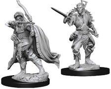 D&D Nolzur's Marvelous Miniatures: Unpainted Elf Rogue (Male) (NEW)