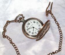 Orologio da tasca U.S.S. CONSTITUTION 1797-1997 con catena decoro veliero nave