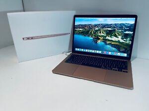 Apple MacBook Air 13 Touch ID 2020 M1 Chip 8 Core 8 GPU 8GB Ram 512GB MINT Gold