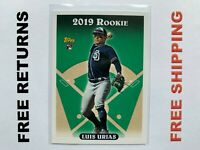 2019 Topps Archives Rookie RC Card #325 Luis Urias San Diego Padres MLB