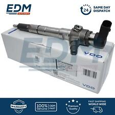 VDO Diesel Injector for Audi Seat Skoda VW 1.6 TDI 03L130277S 03L130277B Genuine
