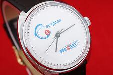 Russian vintage USSR wrist watch Sovgaos PAKETA Rocket 2609