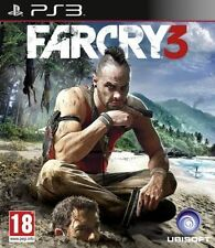 Far Cry 3 Ps3 Game With Manual 18 Ubisoft