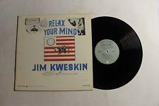JIM KWESKIN Relax Your Mind LP Vanguard VSD-79188 1966 US VG++ 0J