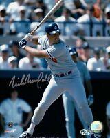 Mike Marshall Signed 8X10 Photo Autograph LA Dodgers Road One Line Auto COA