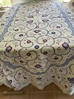 Large+New+Beautiful+Table+Cloth+96x53+Cotton+Made+in+CEE