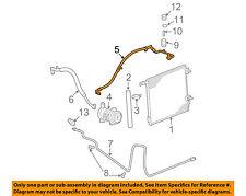 GM OEM-A/C AC Hose 15865705