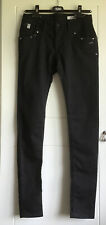 Gio-Goi Ladies Jeans Black Jeggings Size 12 New With Tags