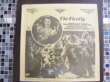 LP THE FIREFLY Allan Jones and Jeanette Macdonald-Emes Production (Caliban 6027)