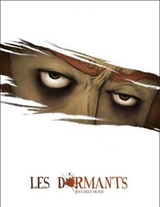 BD - LES DORMANTS / JONATHAN MUNOZ, PHYSALIS
