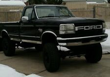 Ford Obs Grill Grille 1992 1996 F150 1992 1997 F250 F350 Bronco