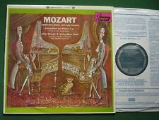 Mozart Complete Music For Two Pianos Alfred Brendel Walter Klien TV34064S LP