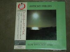 Anthony Phillips ‎Private Parts & Pieces VII Slow Waves Soft Stars Japan Mini LP