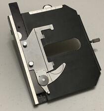Nikon Mechanical Microscope Stage With Slide Holder Labophot Optiphot