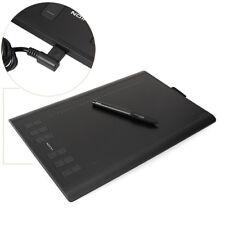 Huion NEW 1060 PLUS Graphique Stylo Dessin Tablette 12 Touches De Raccourci 8Go