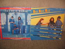 Bad Boys Blue – You're A Woman + I Wanna Hear Your Heartbeat >Sunday Girl 2 LP