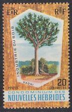 New Hebrides Hebriden 1966 ** Mi.278 Bäume Trees Flora Fichte Spruce [sr2277]
