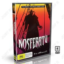 Nosferatu (1922) : Original German Horror Classic Silent + Extras : New DVD