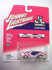 Johnny Lightning 1:64 scale 1971 Dodge Challenger conv., JL Collection series