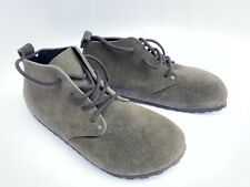 Birkenstock Dundee sneakers donna camoscio mocca marrone numero 36