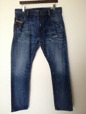 "Genuine Diesel Krooley Jeans Waist 32"" Leg 30"""