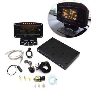 Advance Digital Racing Gauge Kit Tachometer Turbo Boost Air Fuel Ratio EGT 10in1