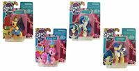 Hasbro My Little Pony B3595 Friendship is Magic Set of 4 collectible figures New