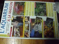 µ? Revue Aquarium à la maison n°41 1er Aquarium recifal Combattant Virus ...