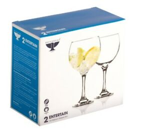 Large Gin Balloon Glasses  - Pack of 2 - 65cl