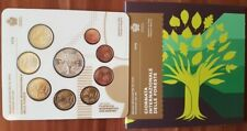 San Marino 2019 BU set KMS Divisionale serie zecca 9 monete 8,88 folder argento