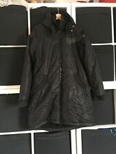 BENCH Size XL Extra Large Black Coat With Detachable Hood.  (q9)