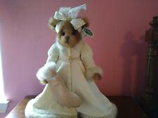 "Bearington Bears ""Lady Flurry"" 16"" Collector Bear Sku#1741 2006 Retired"