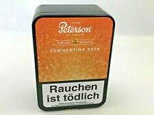 Peterson Tabak Sommer Edition 2019 Limited Edition Pfeifentabak 100g Dose