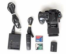 Sony Alpha a300 10.2 MP Digital SLR Camera - Black (Kit w/ DT 18-70mm Lens)