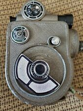 VINTAGE REVERE 8MM HOME MOVIE CAMERA WITH ORIGINAL CASE