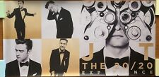 Justin Timberlake 20/20 Experience Album Poster *Nsync Man Of The Woods