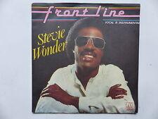 STEVIE WONDER Front line 101730