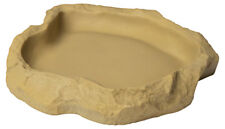 Sera Reptiles Food/Water Dish,Feeder And Drinking Bowl for Reptiles,Various