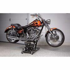 Motorcycle Floor Jack Wheel Dolly ATV Stand Hydraulic Repair Lift Table 1500#