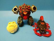 Mighty Max 1993 Bluebird Toys Vintage Lot - Stings Scorpion - Magus - Yeti