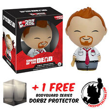 FUNKO DORBZ SHAUN OF THE DEAD SHAUN VINYL FIGURE WITH FREE DORBZ PROTECTOR