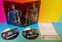 Mass Effect 3 - N7 Collector's Edition Microsoft Xbox 360 Rare Complete - Tested